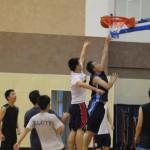 師生籃球比賽1