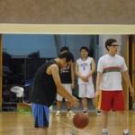 師生籃球比賽2