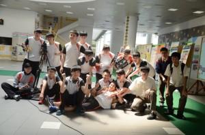課程實習 - 影片拍攝_高三電文拍攝團隊