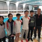 界第四十二屆學游泳比賽