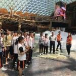 旅遊課程學生參加美獅美高梅事業探索之旅
